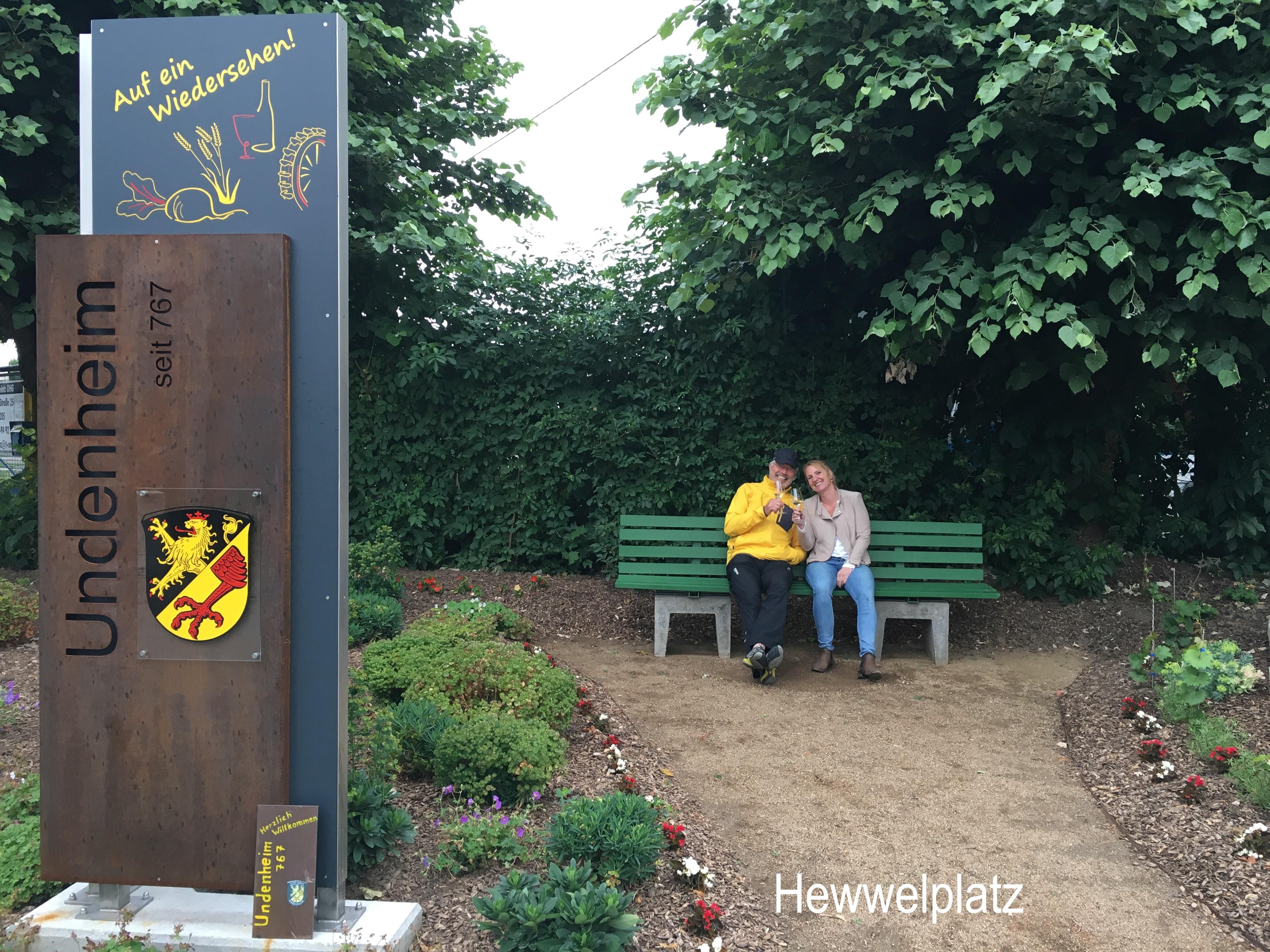 Hewwelplatz